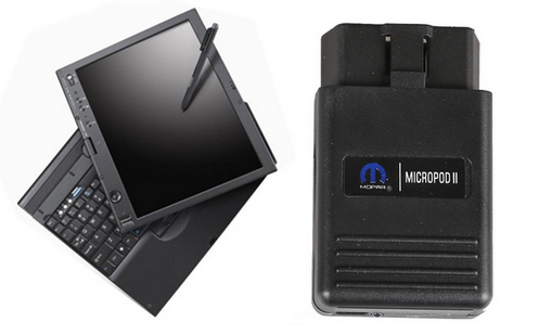 Chrysler Diagnostic Tool wiTech MicroPod 2 V17 04 27 update