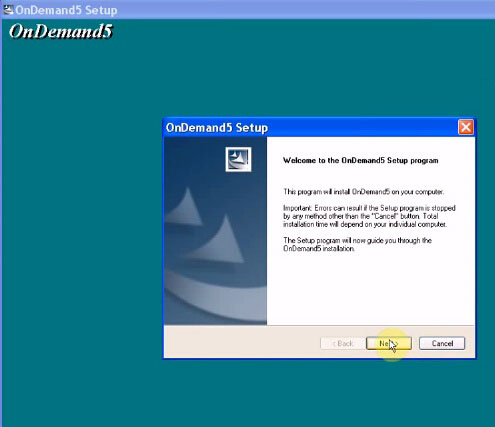 25.How to set up Mitchell OnDemand5 v5.8.2 on Win XP-11