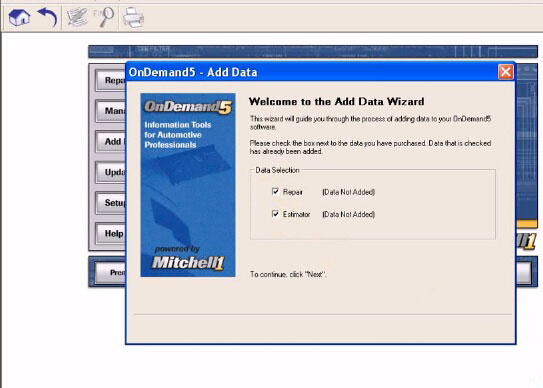 25.How to set up Mitchell OnDemand5 v5.8.2 on Win XP-14