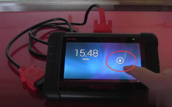 How to use Autel MaxiDAS DS808 diagnose Mercedes-Benz successfully-3 (2)
