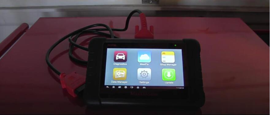 How to use Autel MaxiDAS DS808 diagnose Mercedes-Benz successfully-4 (2)