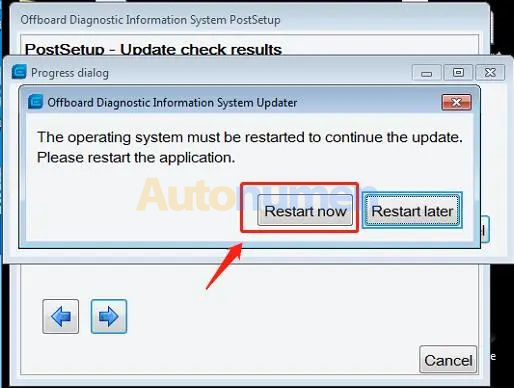 How to Installation ODIS Engineering 12.1-16
